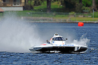"Jeff Bernard, E-1 ""MY-Way""  (5 Litre class hydroplane(s)"