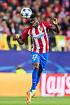 Thomas Teye Partey of Atletico de Madrid in action during their 2016-17 UEFA Champions League Round of 16 second leg match between Atletico de Madrid and Bayer 04 Leverkusen at the Estadio Vicente Calderon on 15 March 2017 in Madrid, Spain. Photo by Diego Gonzalez Souto / Power Sport Images