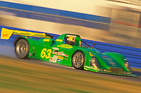 #63 Kudzu Mazda..2002 Rolex 24 at Daytona, Daytona International Speedway, Daytona Beach, Florida USA Feb. 2002.(Sports Car Racing)