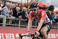 Tim Wellens (BEL/Lotto Soudal) after finishing 6th. <br /> <br /> 53th Amstel Gold Race (1.UWT)<br /> 1 Day Race: Maastricht > Berg en Terblijt (263km)