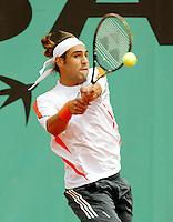 1-6-06,France, Paris, Tennis , Roland Garros, Baghdatis