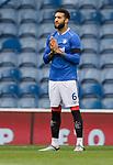 25.07.2020 Rangers v Coventry City: Connor Goldson