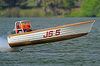 Paul Mezyk JS-5    (Jersey Speed Skiff(s)