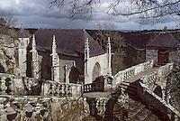Europe/France/Bretagne/56/Morbihan/Env Le Faouët/La Chapelle Saint-Barbe: Petite chapelle Saint-Michel