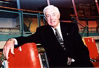 Montreal (QC) CANADA - circa 2001 file photo - Jean beliveau