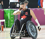 Patrice Simard, Lima 2019 - Wheelchair Rugby // Rugby en fauteuil roulant.<br />