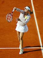5-6-06,France, Paris, Tennis , Roland Garros, Kirilenko