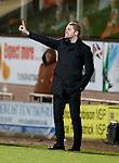 30.11.2018 Dundee Utd v Ayr Utd: Robbie Neilson