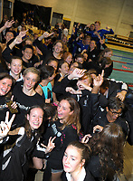 United Swimming Club. Session ten on day five of the 2017 National Age Group Swimming Championships at  Wellington Regional Aquatic Centre in Wellington, New Zealand on Saturday, 25 March 2017. Photo: Dave Lintott / lintottphoto.co.nz
