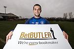 Chris Hegarty promotes Bet Butler the new Rangers betting partner