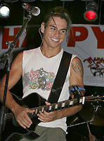 Miami Beach, FL 7-4-2004<br /> Julio Iglesias Jr. performs at a free concert<br /> on the beach in honor of the Fourth of July.<br /> Photo by ©JR Davis-PHOTOlink