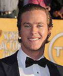 Armie Hammer at the 18th Screen Actors Guild Awards held at The Shrine Auditorium in Los Angeles, California on January 29,2012                                                                               © 2012 Hollywood Press Agency