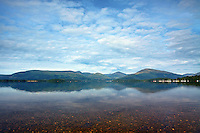 Loch Lomond and the Luss Hills from Milarrochy Bay, Loch Lomond and the Trossachs National Park