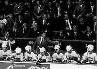 FILE PHOTO :  Canadiens vs Nordiques, Nov 12, 1986