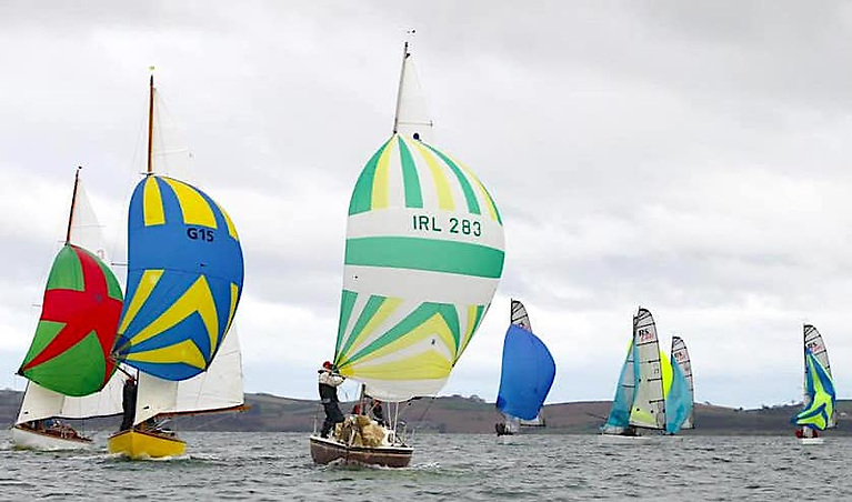 Strangford Lough Yacht Club Big Boat Frostie Series Begins This Weekend at Whiterock