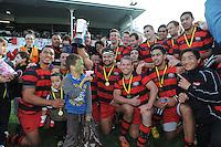 140803 Club Rugby - Wellington Hardham Cup Final