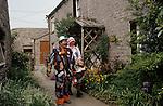 Bellerby Feasts, Bellerby  Yorkshire UK 1980s