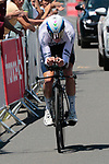 Chris Froome (GBR) Israel Start-Up Nation during Stage 20 of the 2021 Tour de France, an individual time trial running 30.8km from Libourne to Saint-Emilion, France. 17th July 2021.  <br /> Picture: Colin Flockton | Cyclefile<br /> <br /> All photos usage must carry mandatory copyright credit (© Cyclefile | Colin Flockton)