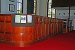 Inside the Historic Convict Built Anglican Church in Port Macquarie NSW<br />