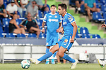 Getafe CF's Markel Bergara during friendly match. August 10,2019. (ALTERPHOTOS/Acero)