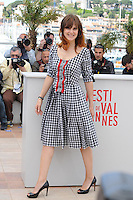 Elodie Navarre .Cannes 20/5/2013 .Festival del Cinema di Cannes .Foto Panoramic / Insidefoto .ITALY ONLY