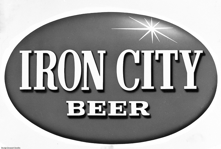 Client: Pittsburgh Brewing Company<br /> Ad Agency: Pitt Studios<br /> Contact: Mr. Scanlon<br /> Product: Iron City Beer<br /> Location: Brady Stewart Studio 211 Empire Building in Pittsburgh<br /> <br /> New Iron City Logo for Pittsburgh Brewing Company.  Iron City Brewing Company (Pittsburgh Brewing) has been a brand in Pittsburgh since 1861. The company and Iron City Beer have survived mergers and a few bankruptcies to remain the definitive beer brand associated with Pittsburgh.
