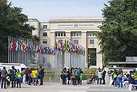 West Switzerland Geneva Palais des Nations 10 May 2017   usage worldwide