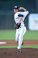 West Michigan Whitecaps pitcher Zac Reininger (22) delivers a pitch during a game against the Great Lakes Loons on June 4, 2014 at Fifth Third Ballpark in Comstock Park, Michigan.  West Michigan defeated Great Lakes 4-1.  (Mike Janes/Four Seam Images)