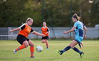 Wokingham & Emmbrook Ladies v Wycombe Wanderers Ladies - Southern League - 07.10.2018