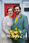 Jemma Lawlor, daughter of Gus & Cate Lawlor, Carrickerr, Athea, Co. Limerick and Jamie Gillies,son of Ian & Julia Gillies, Carrickerry, Athea, Co. Limerick & Kent, UK who were married in a civil ceremony in the Listowel Arms Hotel on Friday last. Flower girl was Lara Lawlor and the page boy was Lochlainn Lawlor.