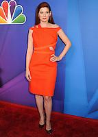 NEW YORK CITY, NY, USA - MAY 12: Debra Messing at the 2014 NBC Upfront Presentation held at the Jacob K. Javits Convention Center on May 12, 2014 in New York City, New York, United States. (Photo by Celebrity Monitor)