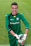 St Johnstone FC Academy Under 15's<br /> Ross Sinclair<br /> Picture by Graeme Hart.<br /> Copyright Perthshire Picture Agency<br /> Tel: 01738 623350  Mobile: 07990 594431