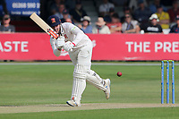 Simon Harmer hits 4 runs for Essex during Essex CCC vs Gloucestershire CCC, LV Insurance County Championship Division 2 Cricket at The Cloudfm County Ground on 6th September 2021