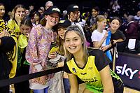 Parris Mason of the Pulse, ANZ Premiership Netball - Pulse v Magic at TSB Bank Arena, Wellington, New Zealand on Sunday 30 May 2021.<br /> Photo by Masanori Udagawa. <br /> www.photowellington.photoshelter.com