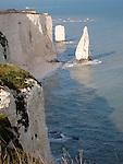 Old HarryRocks and Pinnacles, Dorset, UK