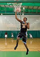 April 10, 2011 - Hampton, VA. USA;  Austin Colbert participates in the 2011 Elite Youth Basketball League at the Boo Williams Sports Complex. Photo/Andrew Shurtleff