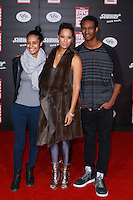 HOLLYWOOD, LOS ANGELES, CA, USA - NOVEMBER 04: Daphne Wayans arrive at the Los Angeles Premiere Of Disney's 'Big Hero 6' held at the El Capitan Theatre on November 4, 2014 in Hollywood, Los Angeles, California, United States. (Photo by David Acosta/Celebrity Monitor)