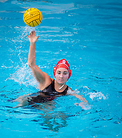 Stanford Waterpolo W v San Diego State University, March 14, 2021