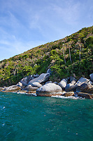 Mary Point St. John.Between Francis Bay and Leinster Bay.U.S. Virgin Islands