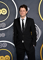 LOS ANGELES, USA. September 23, 2019: Zach Woods at the HBO post-Emmy Party at the Pacific Design Centre.<br /> Picture: Paul Smith/Featureflash