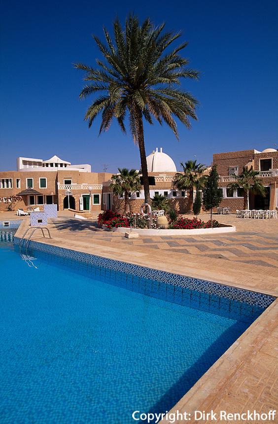 Hotel Kazar el Amazigh in Matmata, Tunesien