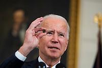 Biden Signs an Executive Order on the Economy