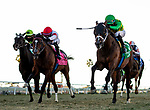 November 27, 2020: Arklow with Joel Rosario wins the Hollywood Turf Cup at Del Mar Racecourse in Del Mar, California on November 27, 2020. Evers/Eclipse Sportswire/CSM