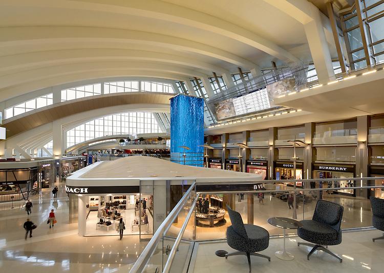 Tom Bradley International Terminal at LAX | HNTB