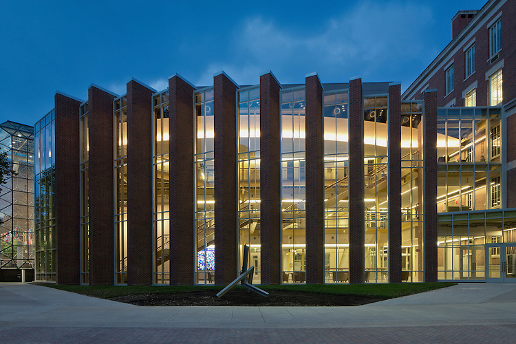 University of Rochester Rettner Hall for Media Arts and Innovation | Goody Clancy