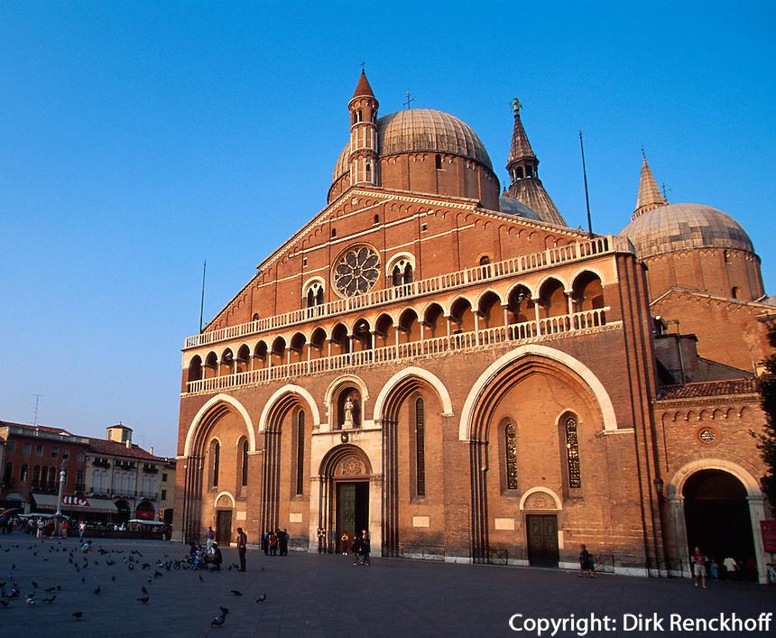 Sant'Antonio (IL Santo), Padua, Venetien-Friaul, Italien