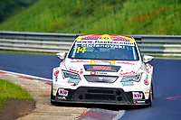 Race of Germany Nürburgring Nordschleife 2016 Free training 2 ETCC 2016 #114 Lema Racing SEAT León Igor Stefanovski (MAC) © 2016 Musson/PSP. All Rights Reserved.