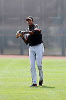 Rafael Rodriguez  - San Francisco Giants - 2009 spring training.Photo by:  Bill Mitchell/Four Seam Images