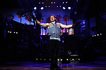 """Mitchell Jarvis during the tech rehearsal for """"Rock of Ages"""" 10th Anniversary Production on June 13, 2019 at the New World Stages in New York City."""