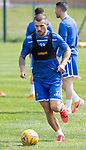 St Johnstone Training….29.06.19   McDiarmid Park, Perth<br />Matty Kennedy<br />Picture by Graeme Hart.<br />Copyright Perthshire Picture Agency<br />Tel: 01738 623350  Mobile: 07990 594431